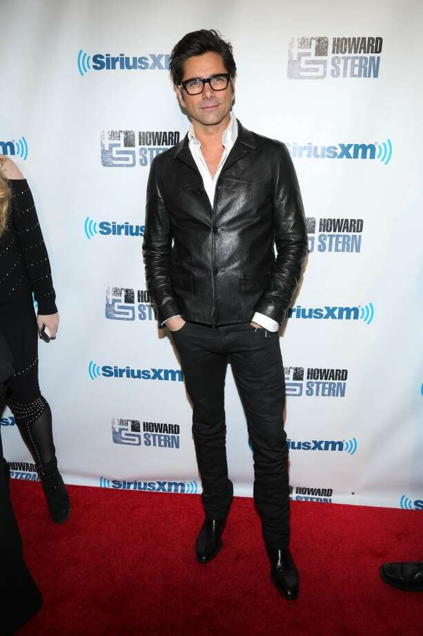 "John Stamos attends SiriusXM's ""Howard Stern Birthday Bash"" at Hammerstein Ballroom on January 31, 2014 in New York City. Photo: Rob Kim, Getty Images"