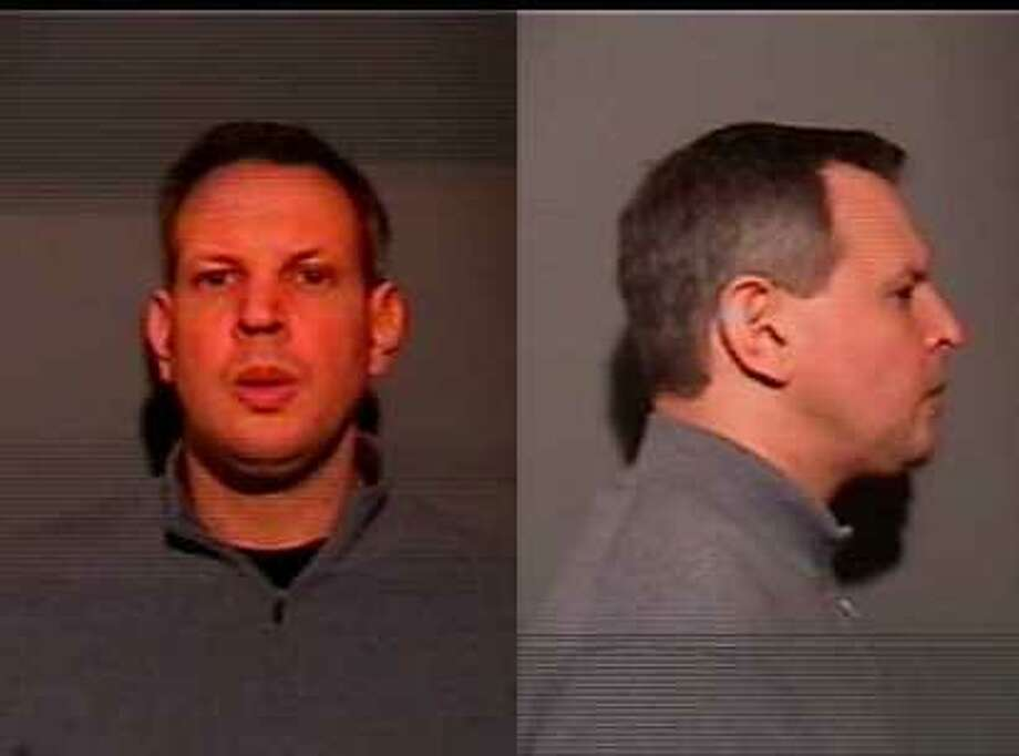 Greg Peck, of New Canaan, is facing multiple charges in connection with a domestic dispute on Jan. 29, 2014