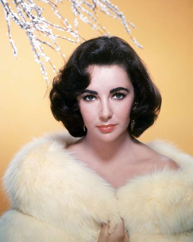 Elizabeth Taylor in 1955. Photo: Silver Screen Collection, Getty Images