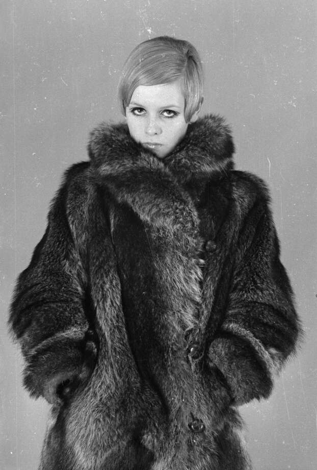 Twiggy in 1966. Photo: Potter, Getty Images