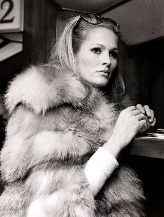 Ursula Andress in 1968. Photo: Popperfoto, Popperfoto/Getty Images