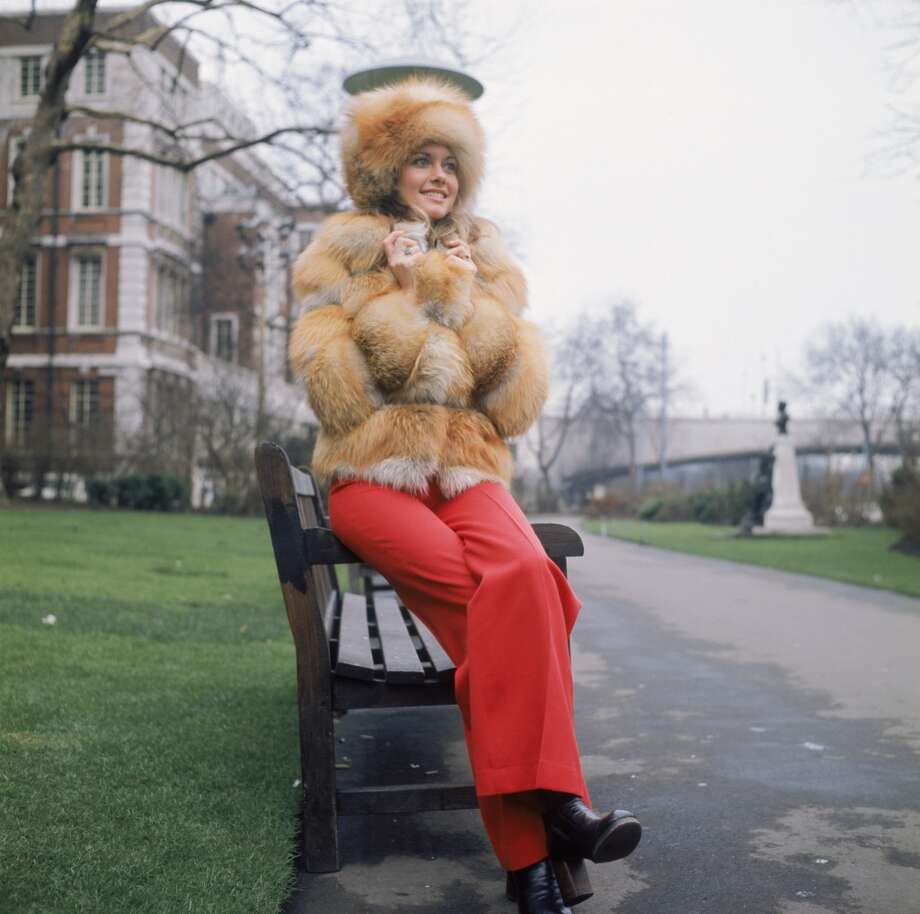 Olivia Newton-John in 1973. Photo: Keystone, Getty Images