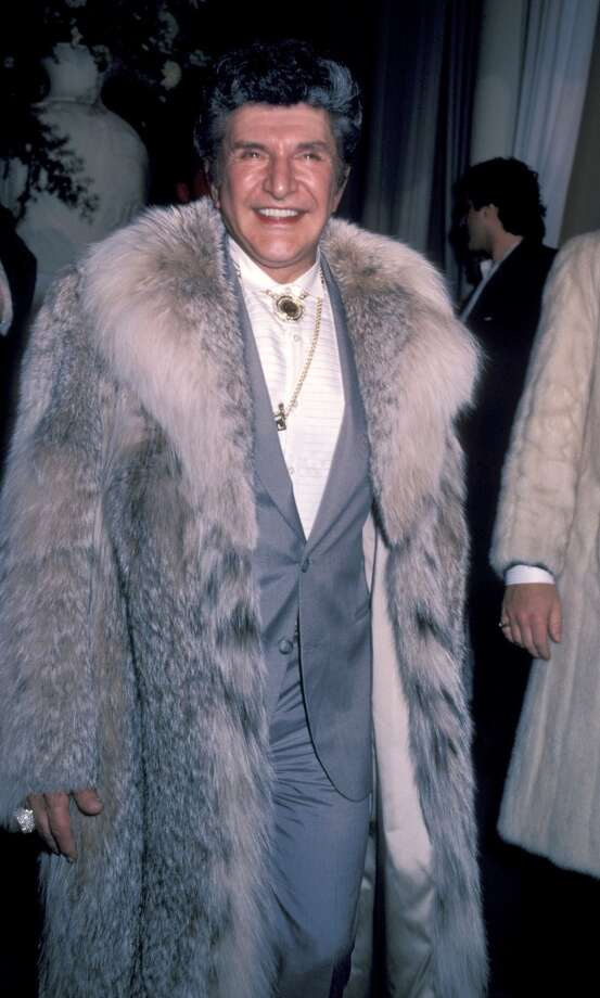 Liberace in 1984. Photo: Ron Galella, WireImage