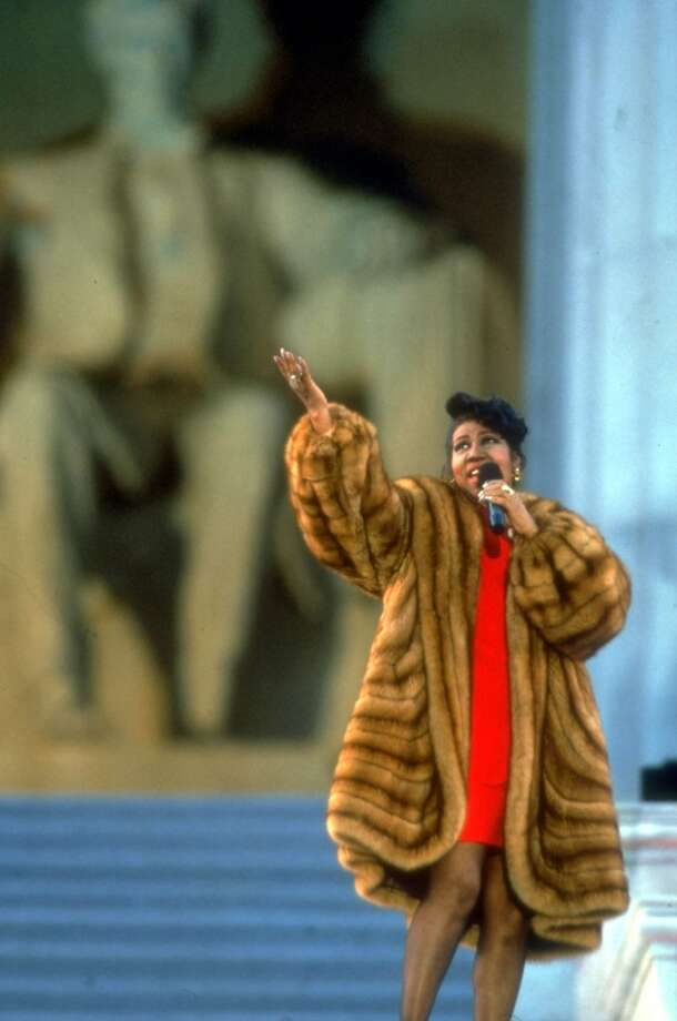 Aretha Franklin in 1993. Photo: Cynthia Johnson, Time & Life Pictures/Getty Image