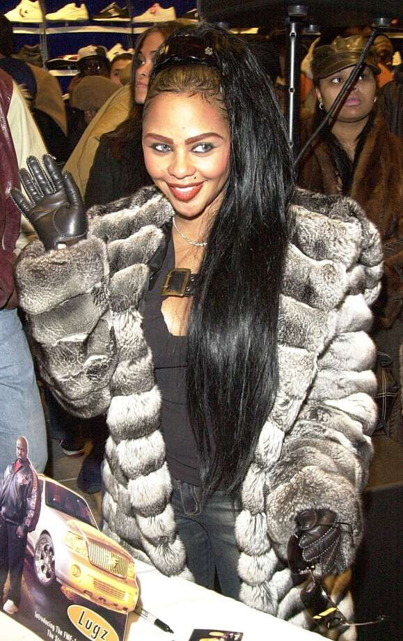 Lil' Kim in 2003. Photo: Djamilla Rosa Cochran, WireImage