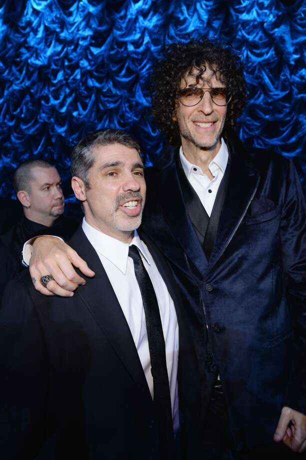 "Gary Dell'Abate and Howard Stern attend ""Howard Stern's Birthday Bash"" presented by SiriusXM, produced by Howard Stern Productions at Hammerstein Ballroom on January 31, 2014 in New York City. Photo: Larry Busacca, Getty Images For SiriusXM"