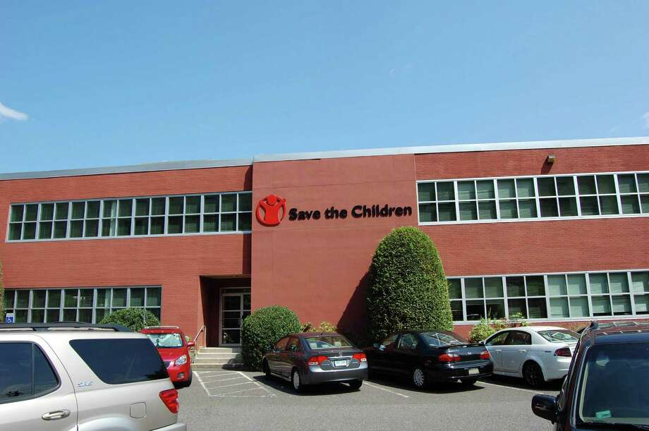 The headquarters for Save the Children, an international relief agency, in Westport. Photo: Cameron Martin / Westport News