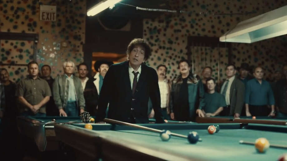 Bob Dylan was featured in Chrysler's Super Bowl ad. Photo: Bob Dylan
