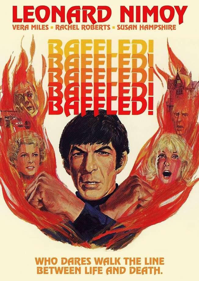 "dvd cover: ""Baffled!"" Photo: Scorpion Releasing, Amazon.com"