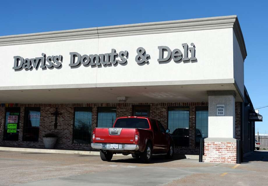Daviss Donuts and Deli in Nederland is the CAT5 Restaurant of the Week for January 30, 2014. Photo taken Tuesday, 1/21/14 Jake Daniels/@JakeD_in_SETX