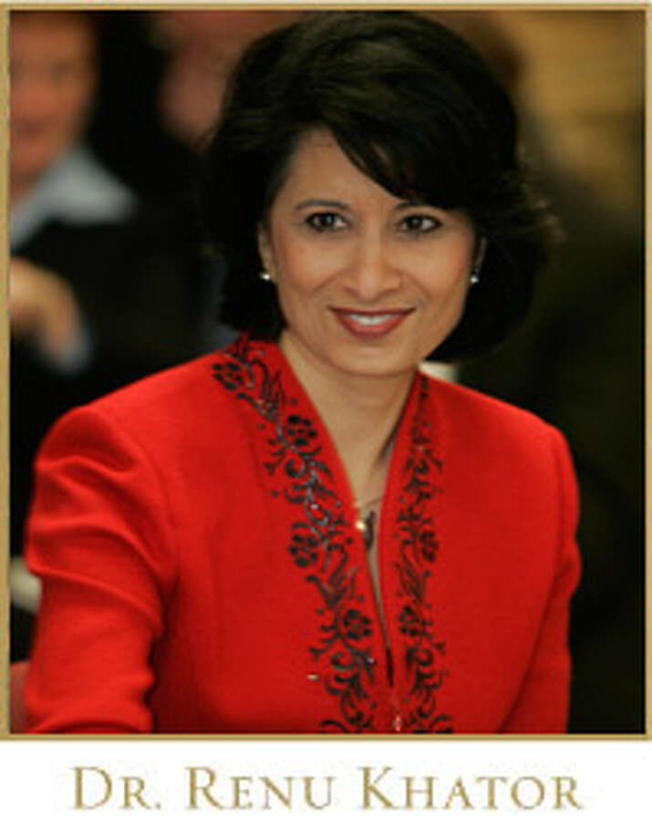 Renu Khator, president of the University of Houston. Photo: Courtesy Of Bay Area Houston Economic Partnership