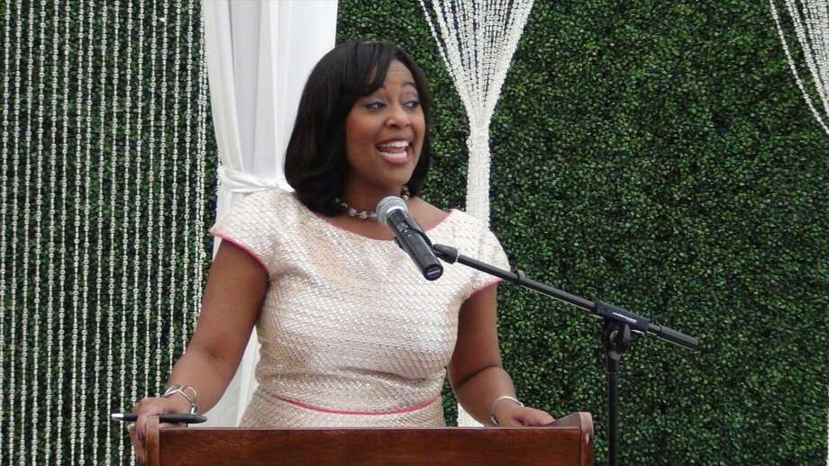 Sharron Melton from ABC13 was the Mistress of Ceremonies.
