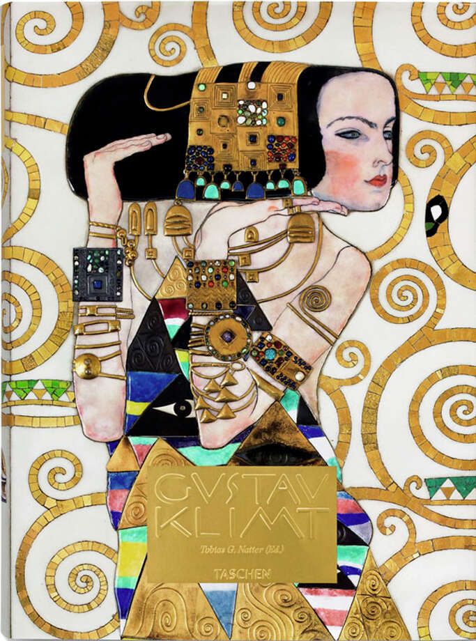 One of the most beautiful new art books in the LibraryâÄôs collection is âÄúGustav Klimt: The Complete Paintings,âÄù  by Tobias Natter, says Kirsten Pitts Photo: Contributed Photo / Greenwich Citizen