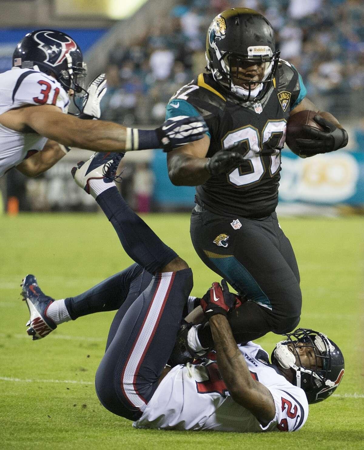 Jacksonville Jaguars: 200/1.
