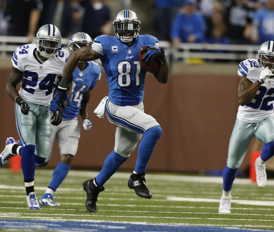 No. 16 (tie) – Calvin JohnsonWide Receiver | Detroit Lions$25 million Photo: Julian H. Gonzalez, McClatchy-Tribune News Service