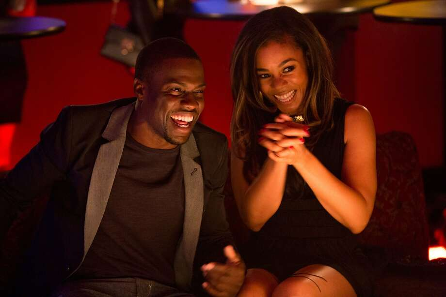 "In-demand Kevin Hart and Regina Hall have key roles in the remake of the 1986 film ""About Last Night."" Photo: Matt Kennedy, Sony Pictures"