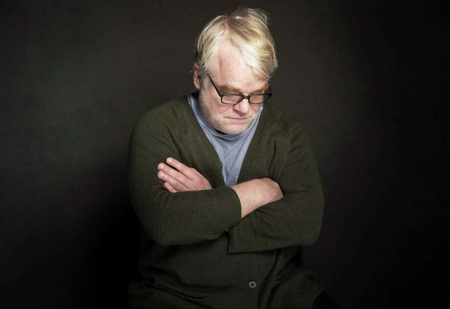 "In this Jan. 19, 2014 photo, Philip Seymour Hoffman poses for a portrait at The Collective and Gibson Lounge Powered by CEG, during the Sundance Film Festival, in Park City, Utah. Hoffman, who won the Oscar for best actor in 2006 for his portrayal of writer Truman Capote in ""Capote,"" was found dead Sunday, Feb. 2, 2014, in his New York apartment. He was 46. (Photo by Victoria Will/Invision/AP) ORG XMIT: NY128 Photo: Victoria Will / Invision"