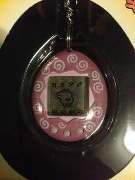 Tamagotchi - This simple toy had a cult following among 1990s kids, it seemed. Photo: EBay