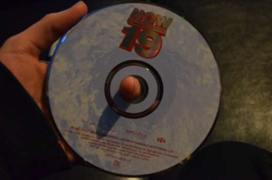 NOW That's What I Call Music! CDs - This is how you stayed in the musical loop. Photo: Ashley Bellinger