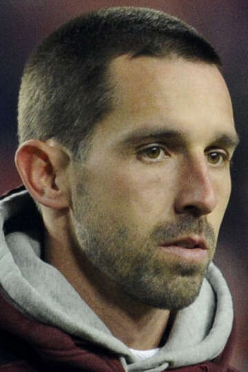 Kyle Shanahan was fired by the Redskins in late December.