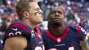 Worry not, Houston Texans fans. You were the worst team in the NFL in 2013, you have no ideo who your quarterback is, your new head coach has never been one before and Andre Johnson isn't getting any younger – but at least your odds of winning next year's Super Bowl are the exact same as those dang Dallas Cowboys. Here are each team in the NFL'S odds of making Super Bowl XLIX.