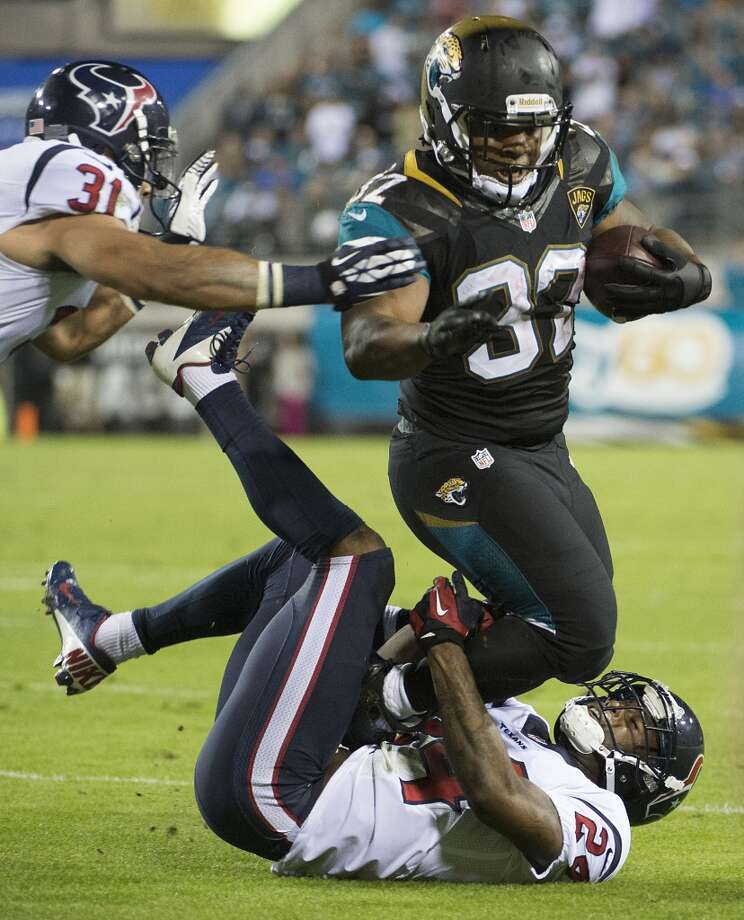 Jacksonville Jaguars - 200/1 Photo: Smiley N. Pool, Houston Chronicle