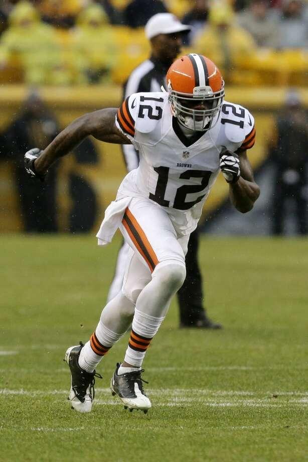 Cleveland Browns - 75/1 Photo: Gene J. Puskar, Associated Press