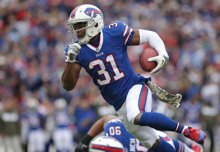 Buffalo Bills - 75/1 Photo: Tom Szczerbowski, Getty Images
