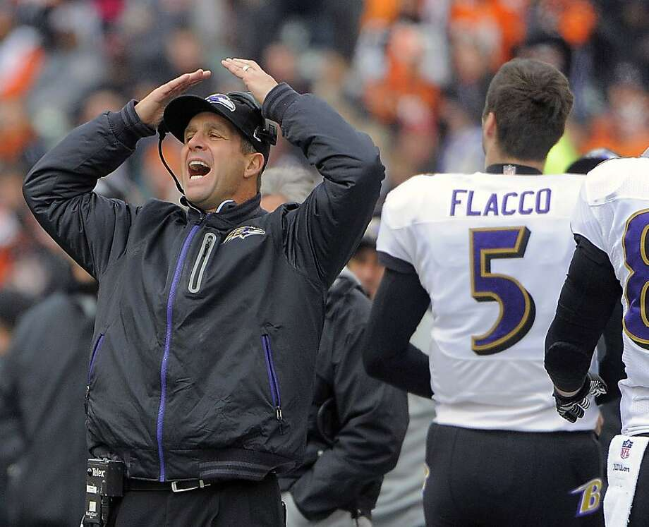 Baltimore Ravens - 40/1 Photo: Karl Merton Ferron, McClatchy-Tribune News Service