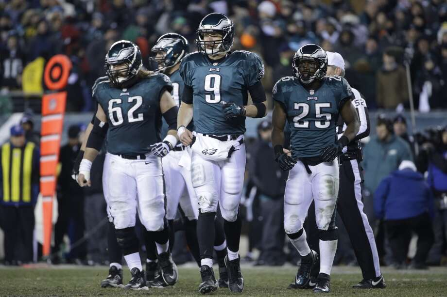 Philadelphia Eagles - 30/1 Photo: Matt Rourke, Associated Press