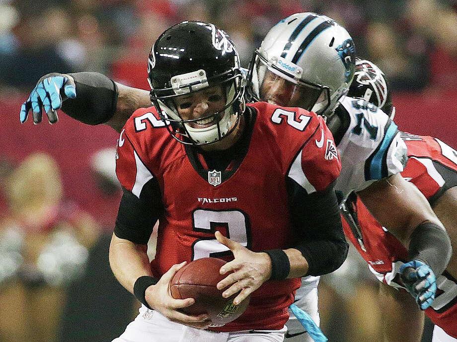 Atlanta Falcons - 25/1 Photo: Dave Martin, ASSOCIATED PRESS / AP2013