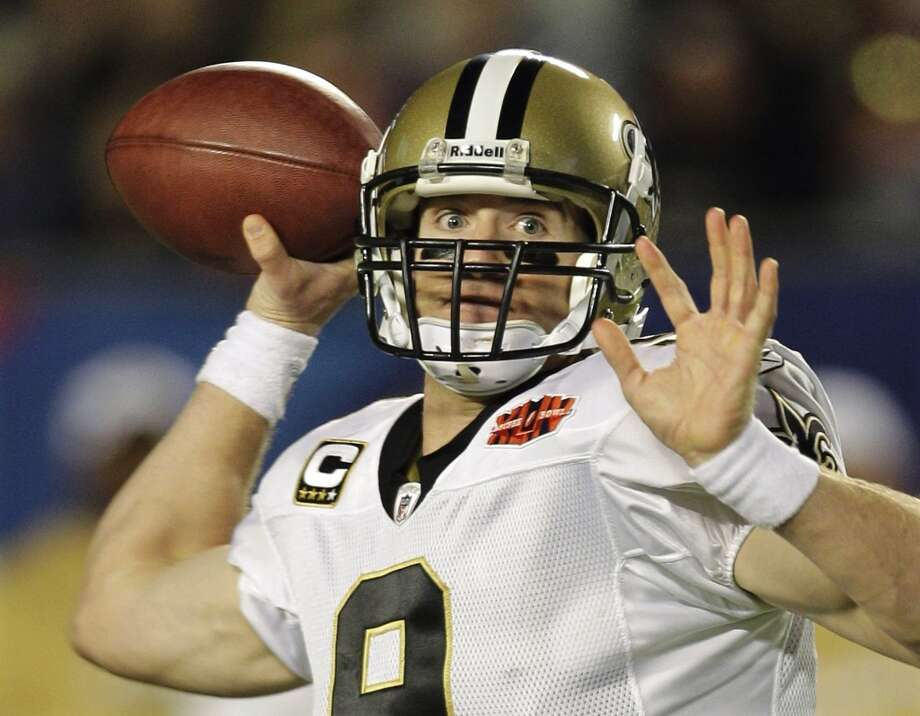 New Orleans Saints - 20/1 Photo: Paul Sancya, Associated Press