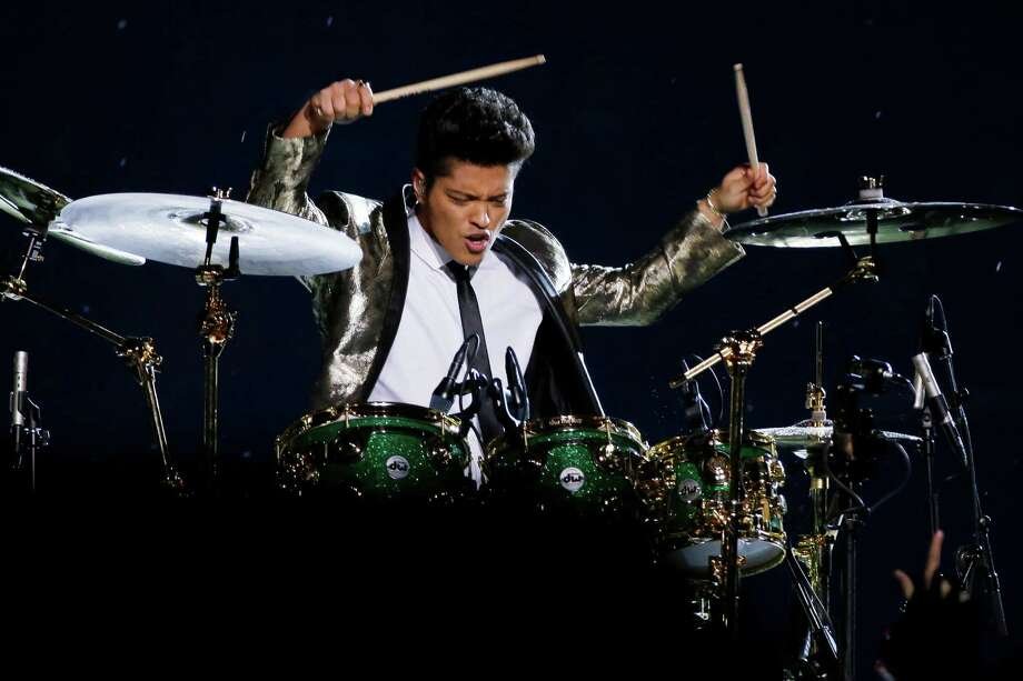 Bruno Mars, singer-songwriter, age 28: $38 million (est.) Source: Parade Photo: Mark Humphrey / AP