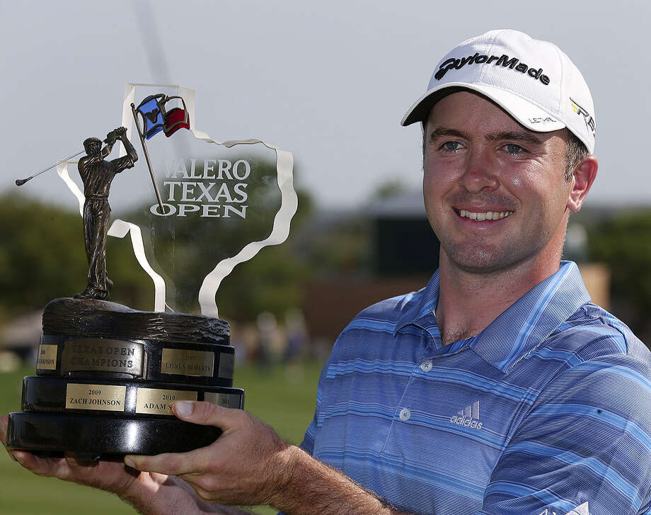 Defending Texas Open champion Martin Laird revealed he's about to become a first-time father. Photo: Jerry Lara / San Antonio Express-News / ©2013 San Antonio Express-News