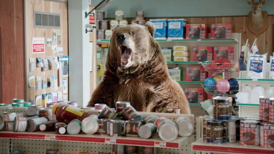 "Chobani,  America's No.-1 selling Greek Yogurt, aired its inaugural Super Bowl ad during the third quarter of the game. The :60 ad (""Ransacked"") took a humorous look at what happens when Mother Nature, represented by a discerning bear that comes out of hibernation and is unleashed in a local supermarket. While bears are known to eat everything, this bear - much to his chagrin - discovers that real, natural food choices are hard to find these days - particularly in the yogurt aisle. (Chobani/MCT) Photo: Chobani, McClatchy-Tribune News Service"