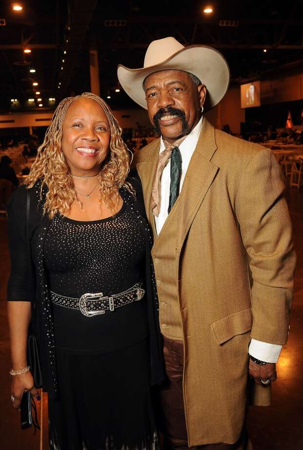 Sandra Davis and Al Mitchell (Dave Rossman photo) Photo: Dave Rossman, For The Houston Chronicle