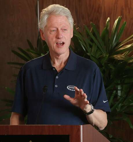 Rep. Sen. Rand Paul had a point when he said Democrats should remember former President Bill Clinton's behavior before attacking Republicans about their attitude towards women. Photo: Stephen Dunn / Getty Images / 2014 Getty Images
