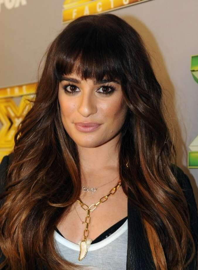 """Glee"" star Lea Michele announced this week that her new illustrated memoir and lifestyle tome, ""Brunette Ambition,"" will be released in May. And we're interested to see what kind of life guidance the actress has to offer at the age of 27."