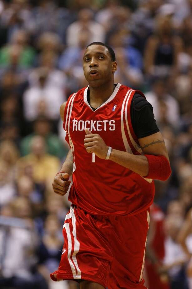 It should come as no surprise that professional athletes are capable of juggling multiple sports even if they weren't superstars in their second pursuit.  Former Rockets player Tracy McGrady is the latest athlete considering a second career. Here are other athletes who pulled double duty. Photo: James Nielsen, Houston Chronicle