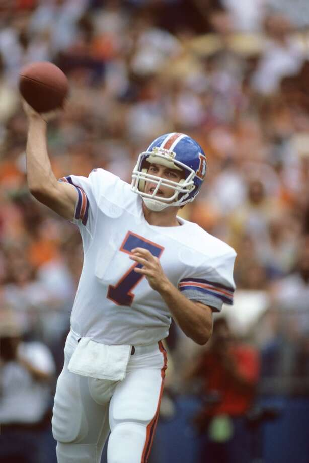 John Elway  One of the best quarterbacks in NFL history used his talent in baseball as leverage. He was drafted by the Indianapolis Colts but refused to join to the team. Instead he reported to the New York Yankees' minor league system as an outfielder. Of course, Elway was eventually traded to the Denver Broncos. Photo: John Kelly, Getty Images