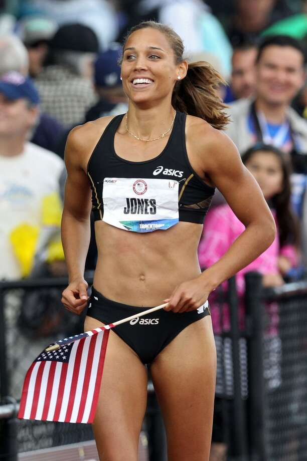 Lolo Jones  The Olympic hurdler will try her luck in the Winter Olympics in Sochi as a bobsledder. Photo: Christian Petersen, Getty Images