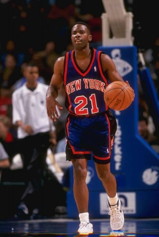 Charlie Ward  The 1993 Heisman Trophy winner had a choice to play in the NBA, NFL and the MLB but ended up choosing basketball. He briefly played for the Rockets in the twilight of his career. Ward was recently the head football coach at Westbury Christian High School. Photo: Stephen Dunn, Getty Images