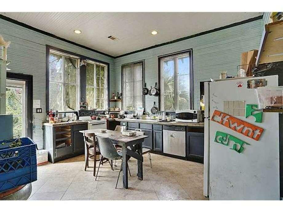 Kitchen. Photo via MLS/Gardener Realtors.