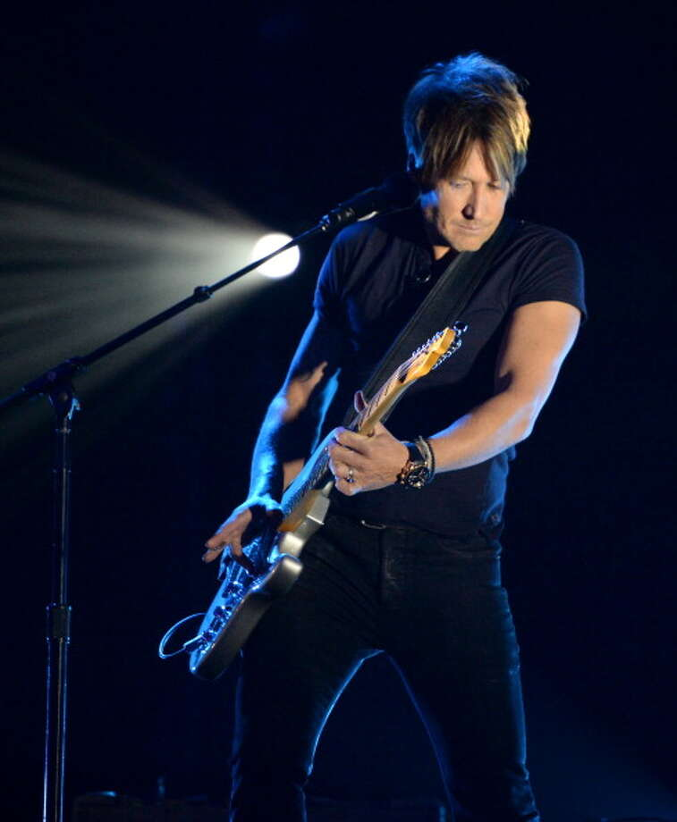 See American Idol judge Keith Urban on Saturday at the Xfinity Theater with musical guest Brett Eldredge. Get tickets.  Photo: Michael Kovac, Getty Images / 2013 WireImage