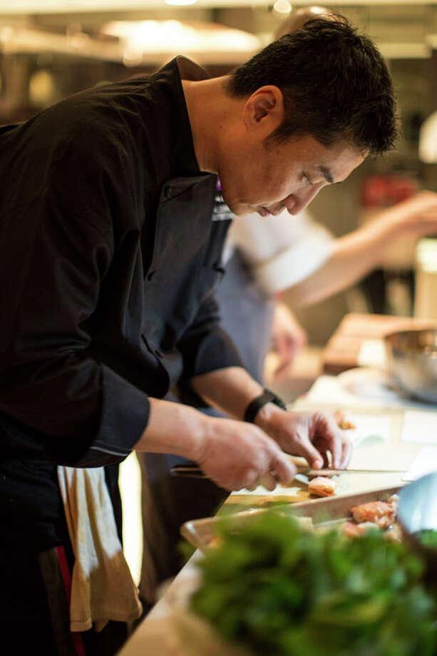 Donald Chang of Nara  (Courtesy photo / Nara) Photo: Courtesy Photo, Nara