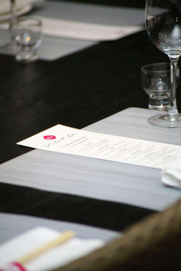 The chef's table at Nara.  (Courtesy photo / Nara) Photo: Courtesy Photo, Nara