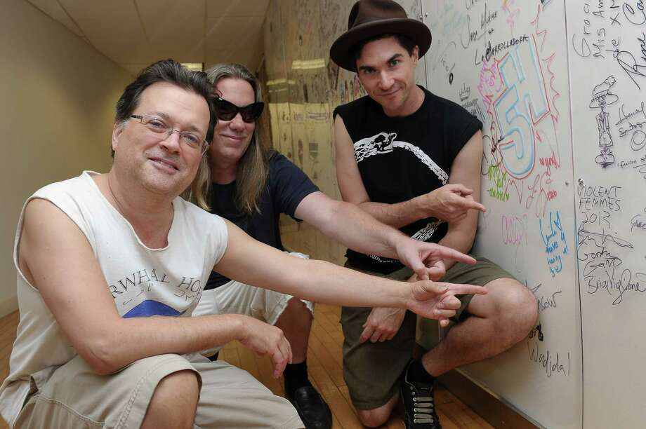 Violent Femmes Photo: Rommel Demano, Getty / 2013 Rommel Demano