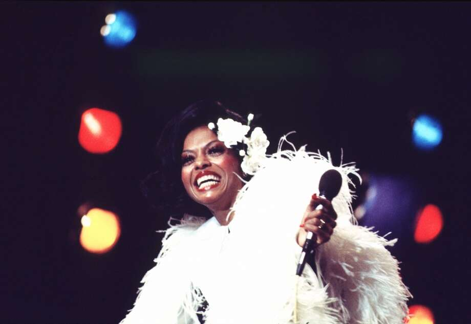 Diana Ross in 1973. Photo: Jan Persson, Redferns