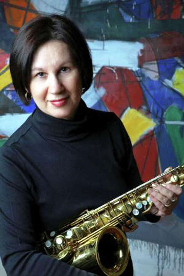 Saxophonist Libby Richman will perform  Feb 9 at the Westport Library with John Philpott on tenor sax and an ensemble that includes piano, bass and drums. Photo: Contributed Photo / Westport News