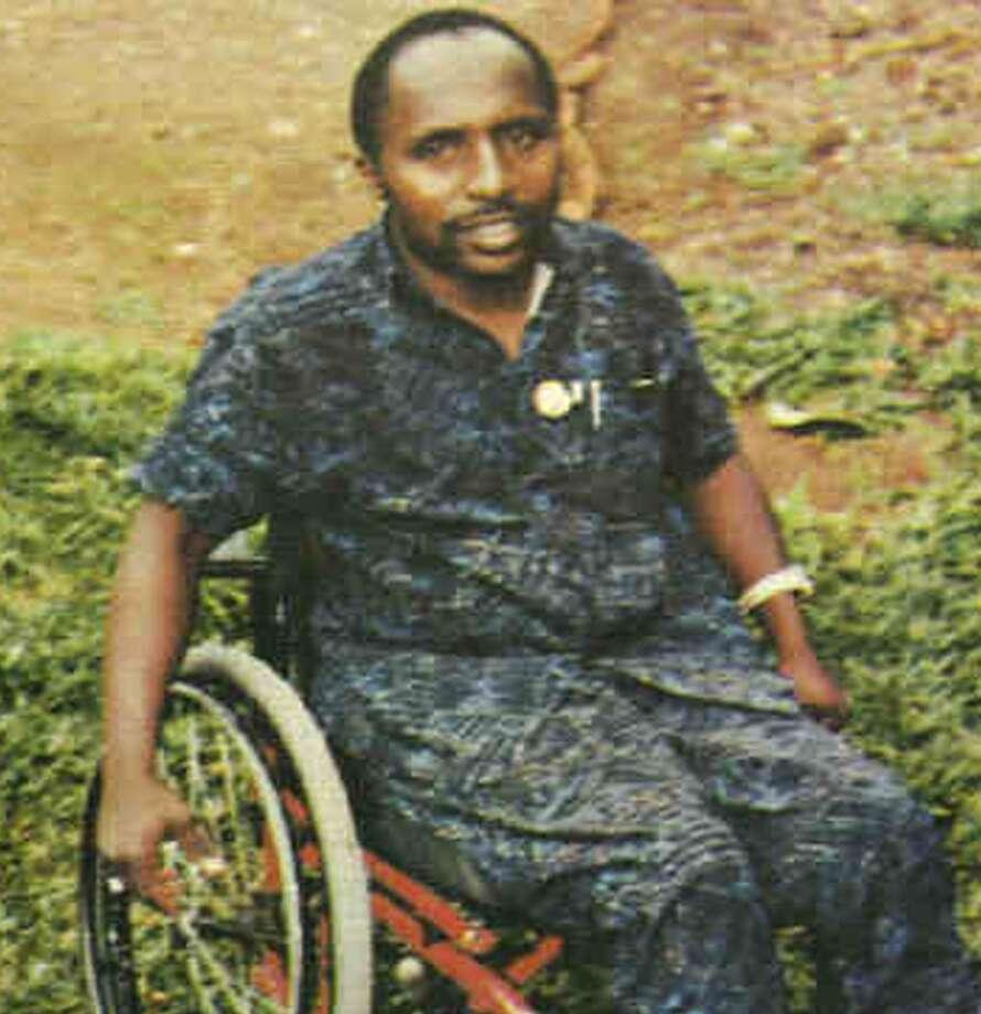 Pascal Simbikangwa, ex-intelligence chief. Photo: Associated Press